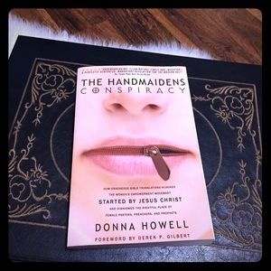 🦋2/$103/$15 4/$18 5/$20The Handmaidens Conspiracy